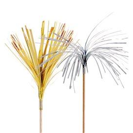 Piques de Décoration Palmier 15cm (144 Unités)