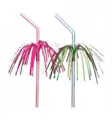 Pailles Flexibles Palm Ø5mm 23cm ( 5.000 Unités)