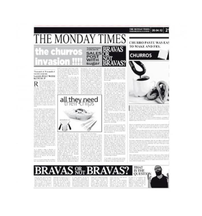 Papier Ingraissable Times 31x31cm (1000 Utés)