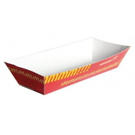 Barqueta HOT DOG 17,0x5,5x3,8cm (750Uds)