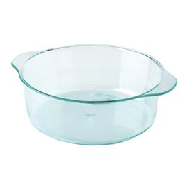 "Verrine Cocotte avec Poignees ""Water Green"" 52ml (50 Utés)"