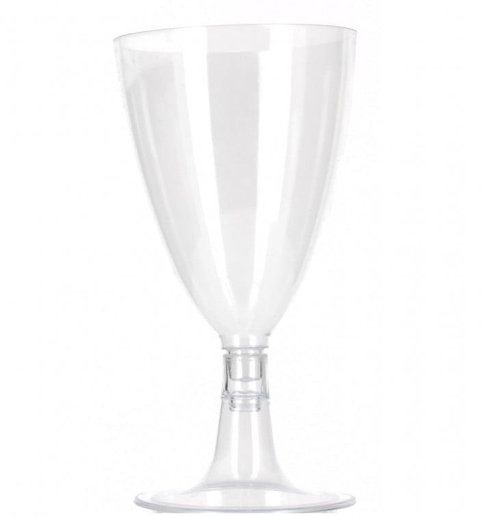 Coupe Plastique Eau ou Vin140/170ml 2P (300 Unités)