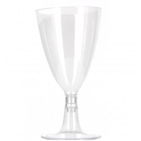 Coupe Jetable Plastique Eau ou Vin (100 Unités)
