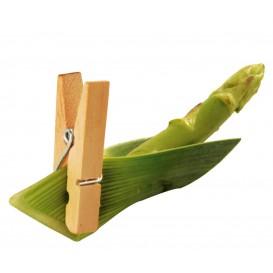 Pince en Bambou Buffet 3,5cm (100 Unités)