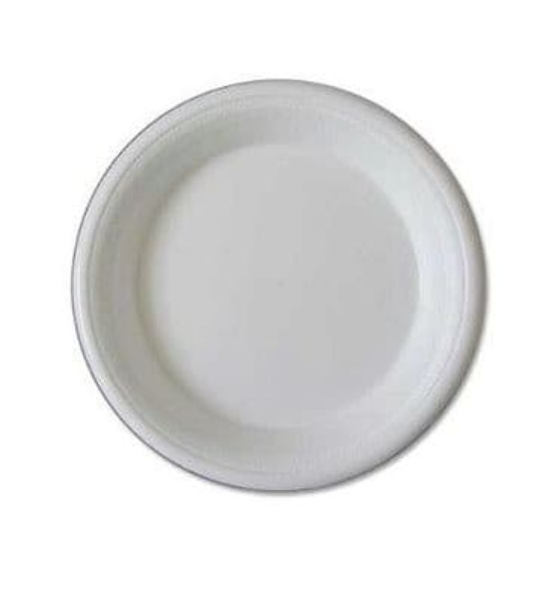 Assiettes en Plastique